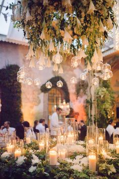 Featured Photographer:Sandra Åberg Photography; Wedding reception ideas.