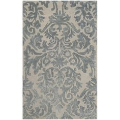 Found it at Wayfair.ca - Romford Hand-Tufted Ivory/Silver Area Rug