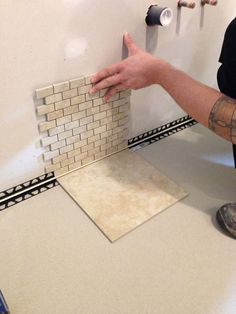 floor to wall transition   DIY Plans & Techniques   Pinterest ...