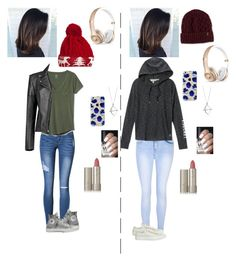 """""""Gimmie"""" by gabriellesiegfried on Polyvore featuring Gap, Sonix, Boohoo, BERRICLE, Ilia, Glamorous, Converse, Victoria's Secret, WithChic and Dr. Martens"""