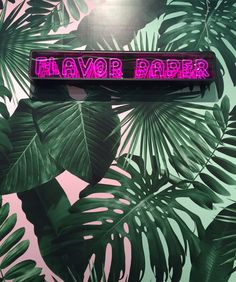 Wild thing by Flavor Paper