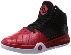 buy popular b02aa d0722 adidas D Rose 773 IV, Black Scar Red, 8 M Us Adidas Negras