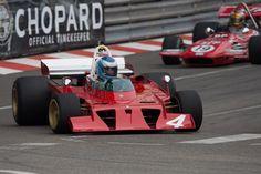 Ferrari 312 B3 Spazzaneve - Chassis: 009 - Driver: Franco Meiners - 2014 Monaco Historic Grand Prix