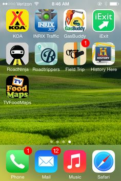 8 Great Free Road Trip Apps | KOA Camping Blog
