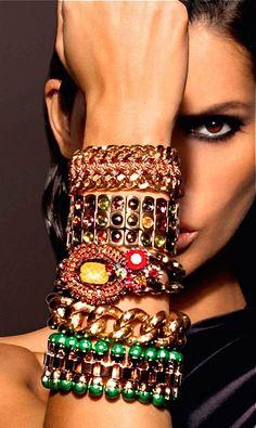 Chanel, Cavalli...gorgeous