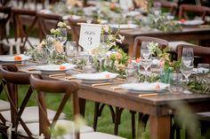 tablescape #weddingreception #farmtables #kgeventsdesign