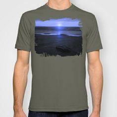 Symphony T-shirt by Oscar Tello Muñoz - $22.00