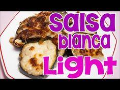Cómo hacer una salsa blanca o bechamel bajas calorías │ APERDERPESO.COM