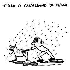 Designer grafica ilustra expressoes populares portuguesas com piada e pouco senso 9