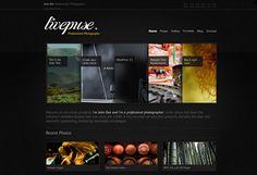 Livepuse Business and Portfolio xHTML/CSS