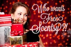 Free Scentsy Samples