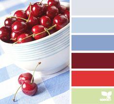 { cherry palette }