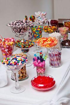 42-ideas-mesas-dulces-perfectas-xv-anos (24) | Ideas para Fiestas de quinceañera - Decórala tu misma