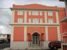 Teatro Municipal Prisila  Lopez San Lorenzo, P.R.