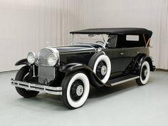 1931 Buick Series 90 Phaeton. #vintage #1930s #cars