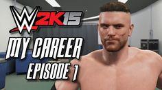 WWE 2K15 My Career Mode: Dashing Delzinski (Ep.1)