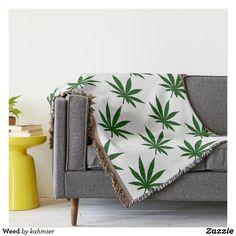 Weed Throw blanket 2