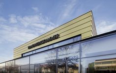 Berschneider + Berschneider, Architekten BDA + Innenarchitekten, Neumarkt: Erweiterung und Modernisierung BTZ