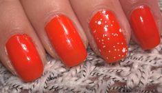 Artdeco Nail Polish orange effect