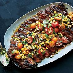 Grilling Recipes, Beef Recipes, Cooking Recipes, Water Recipes, Grilling Tips, Healthy Grilling, Corn Recipes, Cooking Tips, Healthy Food