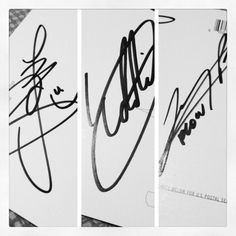 All of Their Autograph #Aziatix