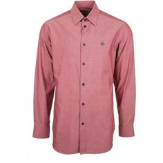 Vivienne Westwood Striped Classic Cutaway Shirt