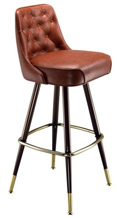 The Chicago bar stool is a great addition to any restaurant or pub Our bar