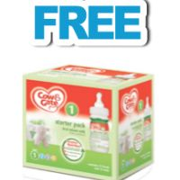 If you have a little boy or girl get your free baby pack today from Baby Samples