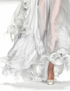 """lamorbidezza: """" Alessandro de Benedetti Spring 2008 Details """""""