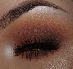 """""""Super close up of this neutral eye (I was gonna say brown eye but that sounded a little suggestive). I'm really sad right now bc I wish I was going to…"""""""