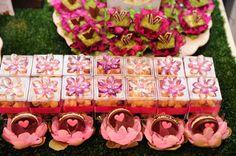 Flores Para Comemorar o 1º Aninho de Vida
