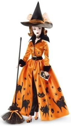 2011 Halloween Haunt Barbie (Barbie Fan Club Exclusive)