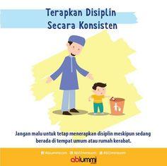 Terapkan disiplin secara konsisten Teaching Children Quotes, Quotes For Kids, Family Quotes, Teaching Kids, Gentle Parenting, Parenting Quotes, Kids And Parenting, Parenting Hacks, Rap Words