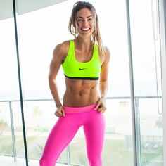 """50% off my 28 Day & 12 Week Meal & Workout Programs: http://ift.tt/1DWCsj5 - link in my profile!   Remember you're already beautiful! Exercising and nourishing your body with healthy food will help you feel amazing fit strong happy and confident!  . .  Workout vids: @emilyskyefitness .  Snapchat: emilyskyefit .  Be sure to turn on """"Post Notifications"""" at the top right hand corner of my profile under: """"    """" so you don't miss my posts.  . #emilyskye #fitfam #fitness #fit #healthylife…"""