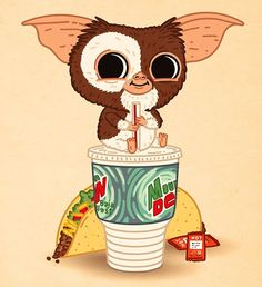 """""""4th Meal"""" by Mike Mitchell"""