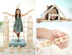 September 2017 children - September 2017 children's trends appear to place a high emphasis in engaging children in initiatives that teach them about the environment, a. Flexible Joint, Wooden Building Blocks, Shape Puzzles, Yanko Design, Raise Funds, Thought Process, Creative Kids, Puppets, Over The Years
