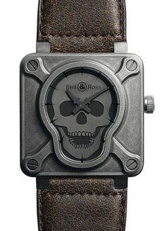 Bell & Ross Skull Watches