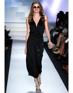 Great DVF black dress