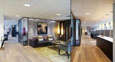 Terra headquarters by Scenario Interior Architects, Oslo office design  |  Transition/seating area