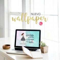 Wallpaper #MujerReversible para PC & Smartphone  En nuestra tiendita http://ift.tt/2lYzgmS  Porque sabemos que todos los días necesitamos que nos recuerden lo hermosas y valiosas que somos en Dios hemos creado este hermoso wallpaper para tu PC y/o smartphone.  El pack incluye:  1 Wallpaper para PC o laptop tamaño 1920 x 1080 pixeles 150 dpi  1 Wallpaper para smartphone tamaño 750 x 1334 pixeles 150 dpi Dios te bendiga!
