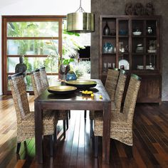 muebles y decoracin de estilo extico y colonial maisons du monde my new home pinterest kitchen dining living entrance halls and kitchen dining