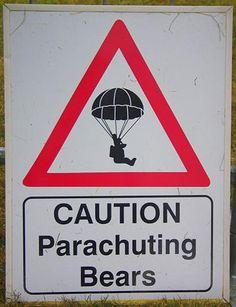 21 Bizarre Warning Signs