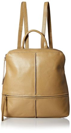 Zenith Women's Zipper Back pack, Taupe >>> You can find more details by visiting the image link.