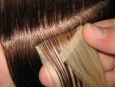 Tale of the Tape: Tape In Hair Extensions Explained