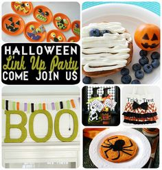 The Great Halloween Link Up Party