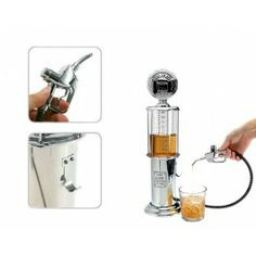 Dispenser para Bebidas - Bomba de Gasolina