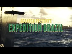 This is the 1st video of a 4 part YouTube series on #ExpeditionBrazil. After a week of weather hold, the mother ship moves to the Fernando de Noronha Island and find calm waters. The team tagged a male and female tiger shark within the first hours of fishing.