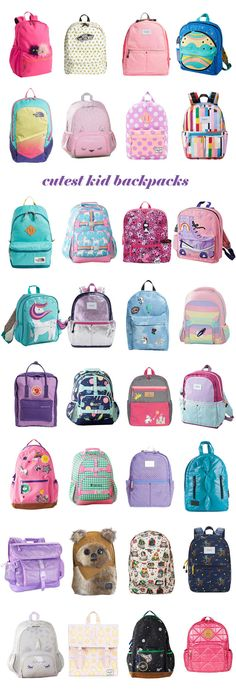 Cutest Kid Backpacks For Back To School - Lay Baby Lay - cutest kid backpacks for back to school Source by laybabylay Cute Girl Backpacks, Best Backpacks For School, Stylish Backpacks, Backpacks For Kids, Leather Backpacks, Leather Bags, School Bags For Girls, Girls Bags, Bag To School