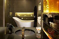 Uspa amenities are found in all the rooms at all the QT Hotel locations: QT Sydney, QT Gold Coast, QT Port Douglas and QT Falls Creek.