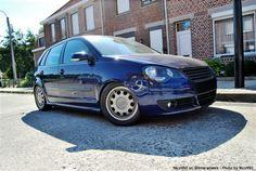 vw wheel whores | Re: Volkswagen Polo 9N3 On Audi Wheels